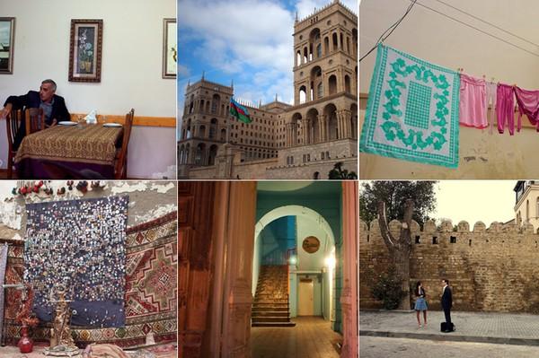 Baku Scenes