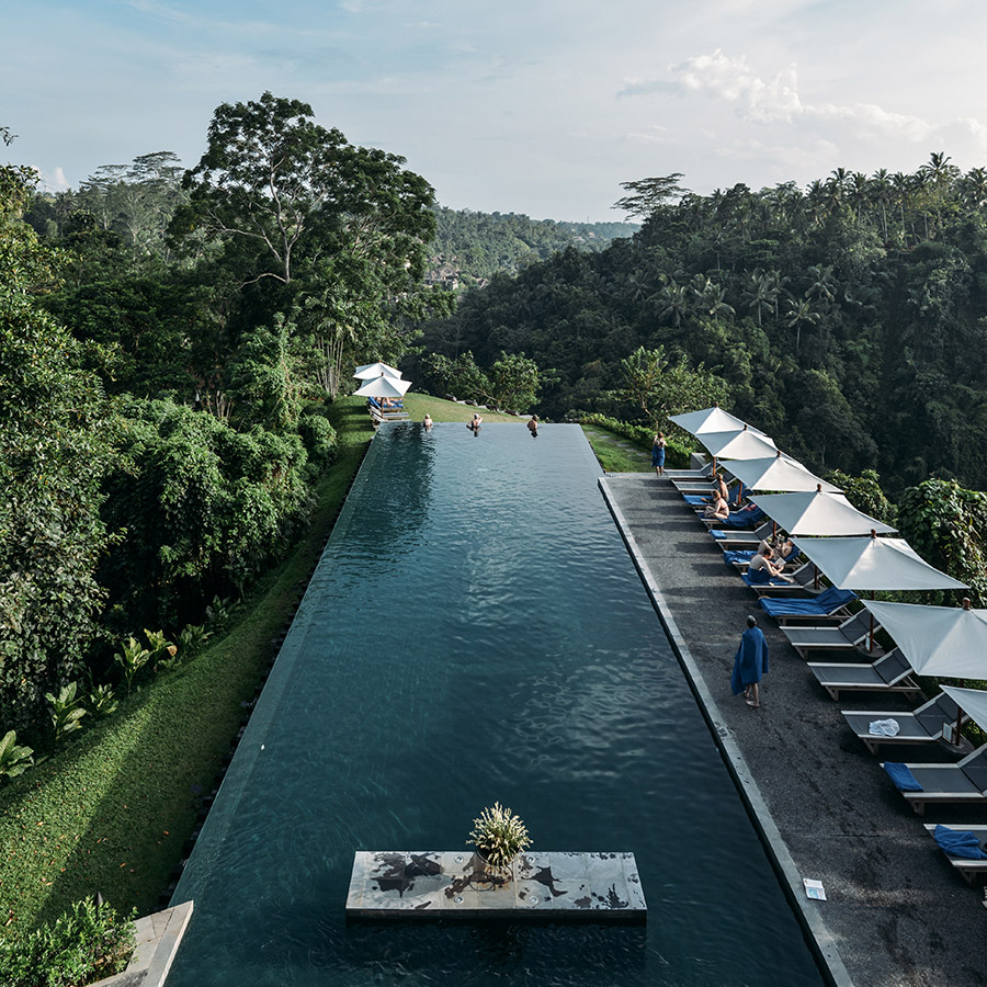 Alila Ubud Hotel Pool