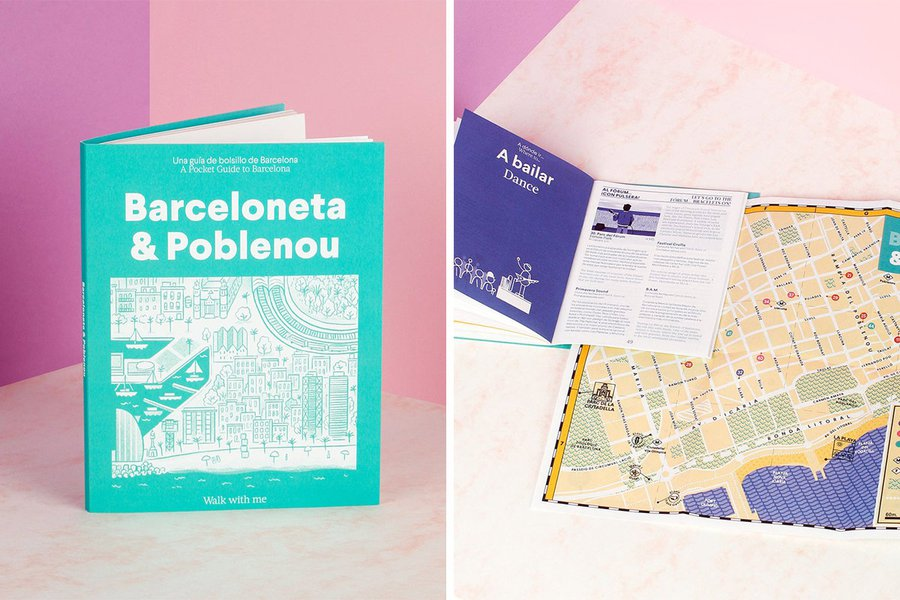 Barceloneta & Poblenou Pocket Guide