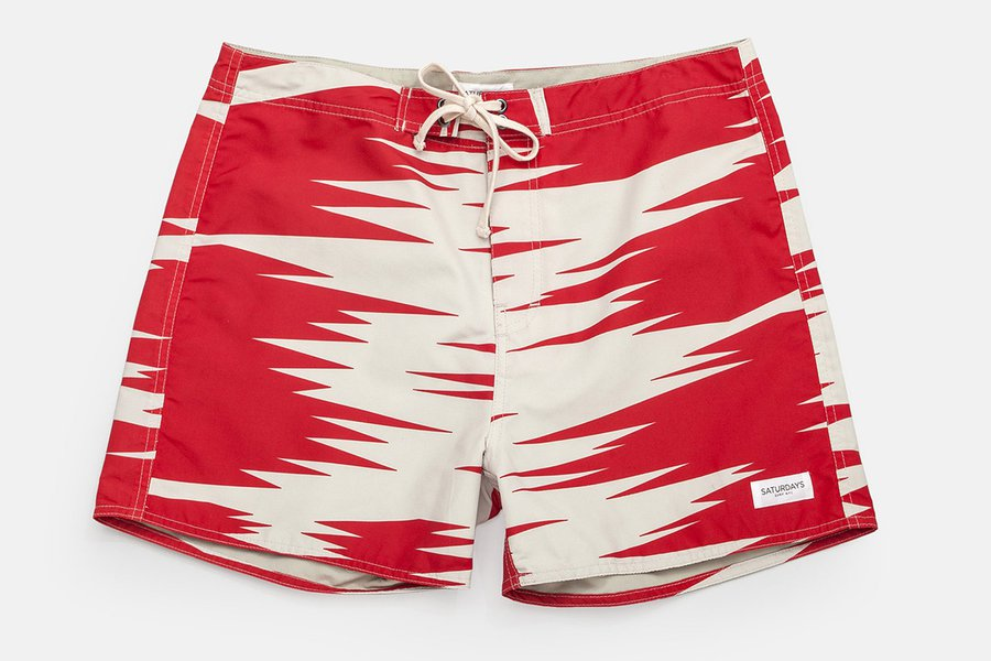 Safari Print Boardshorts