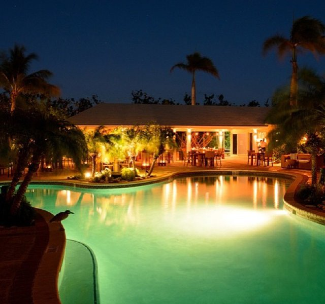 1. Go Night Swimming