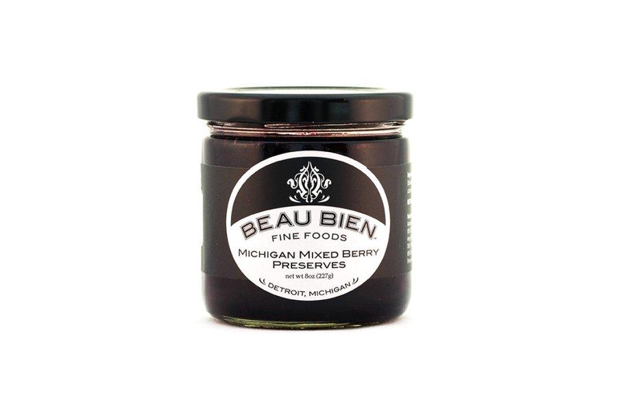 Beau Bien Fine Foods Michigan Mixed Berry Preserves