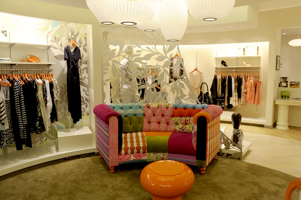 Beckley's Boutique Interior