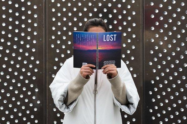 Lost Magazine.