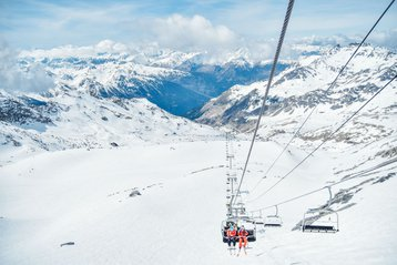 Val Thorens, France.