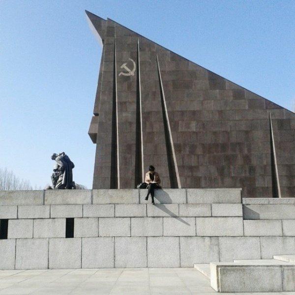 Soviet Memorial.