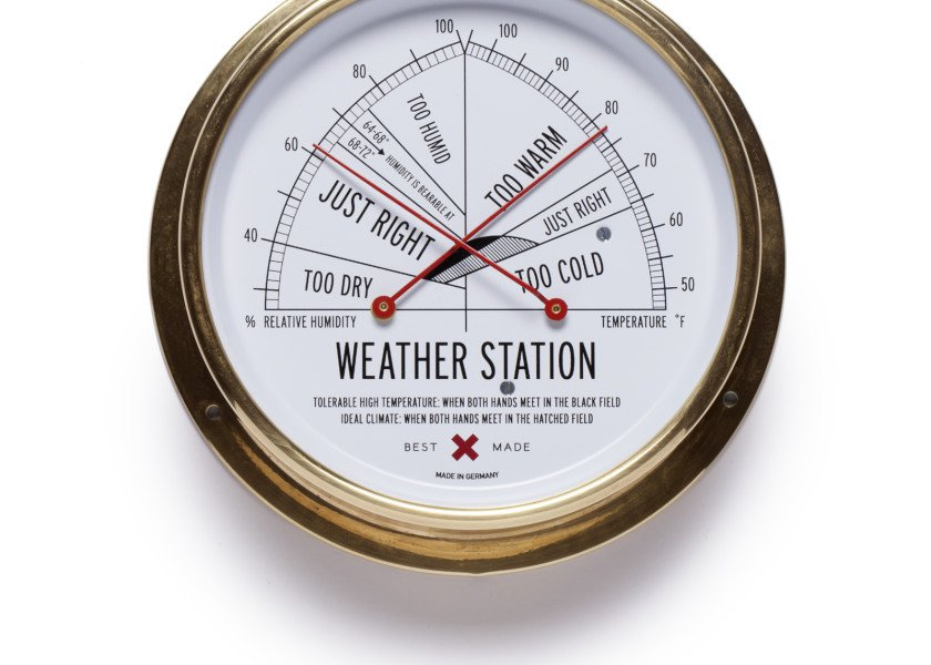 From Germany: Weather Station
