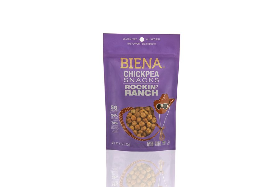 Biena Chickpea Snacks