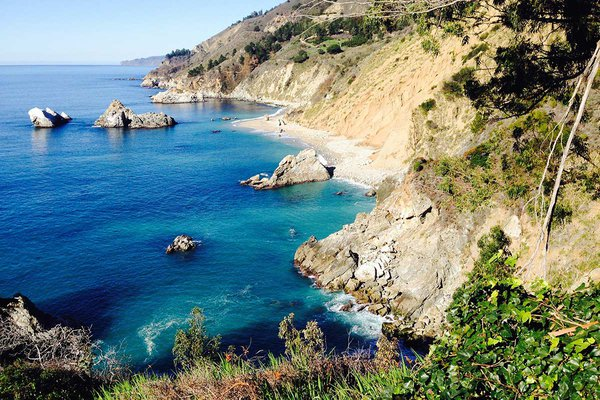 Big Sur, Calfironia