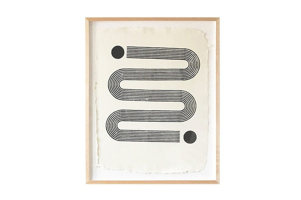 Block Shop Sidewinder Print