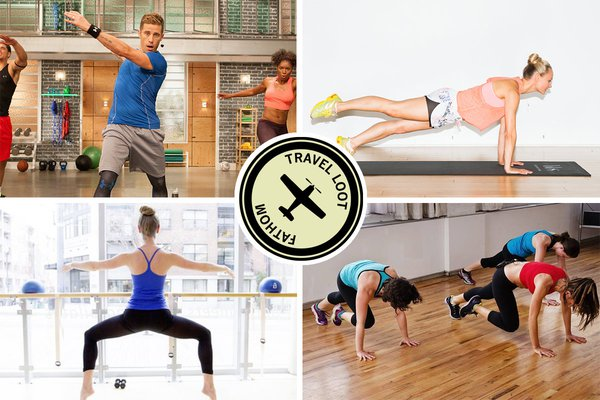 Boutique Fitness workouts