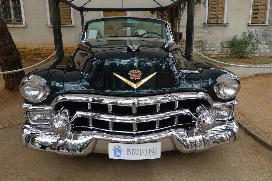 Tito's Cadillac