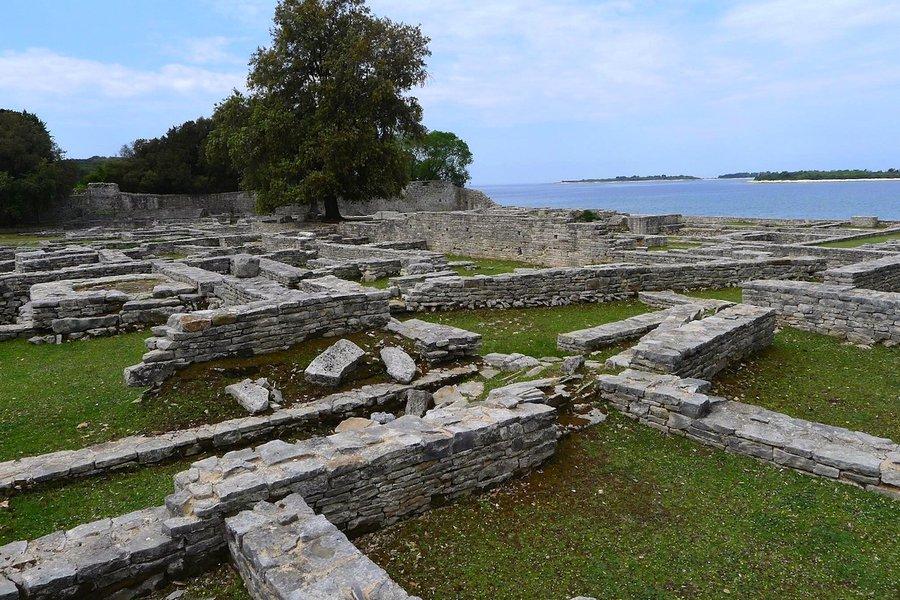 Military Ruins