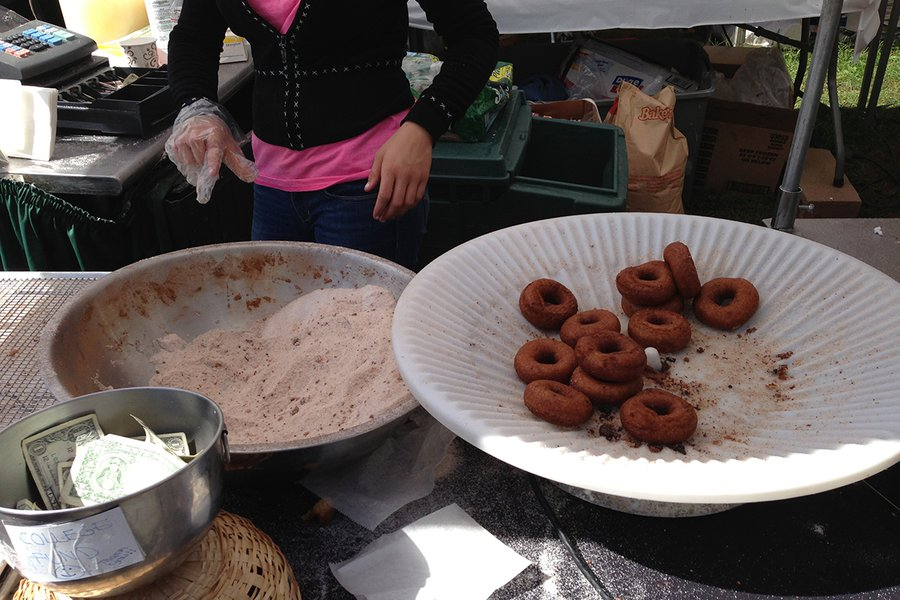 Faddy's Apple Cider Donuts