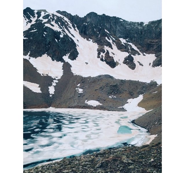 Grizzly Bear Lake, Grant Tetons National Park