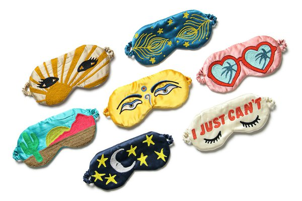 Bunkhouse sleep masks