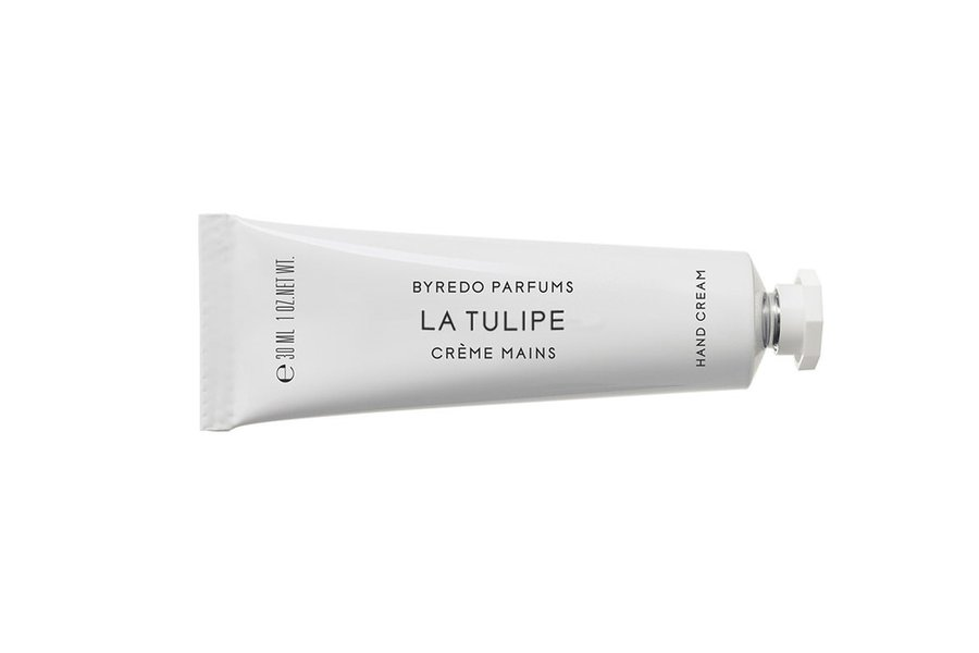 From Holland (via France): Tulip Hand Cream