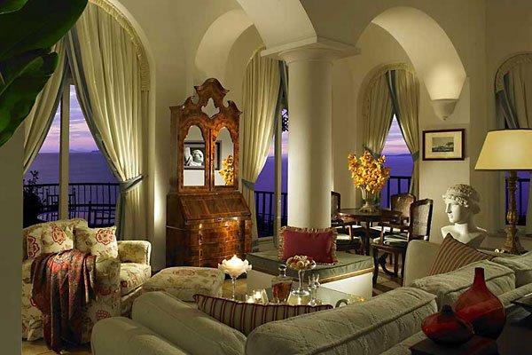 Photo: Courtesy of Hotel Caesar Augustus