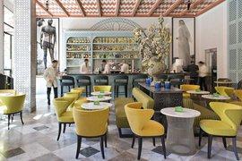 Cappuccino Grand Café at Hotel Mama in Palma, Mallorca