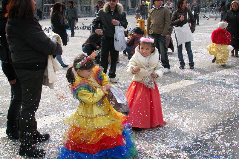 """Kids get in on the action. Photo: <a title="""".v1ctor. on flickr"""" href=""""http://www.flickr.com/photos/v1ctor/4753180778/"""" target=""""_blank"""">.v1ctor.</a> / Flickr"""