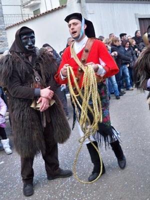 Carnevale in Sardinia