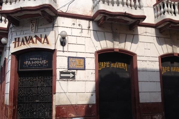 Cartagena Cafe Havana