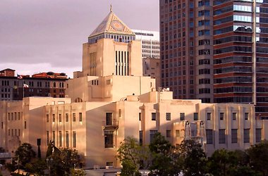 Los Angeles Central Library