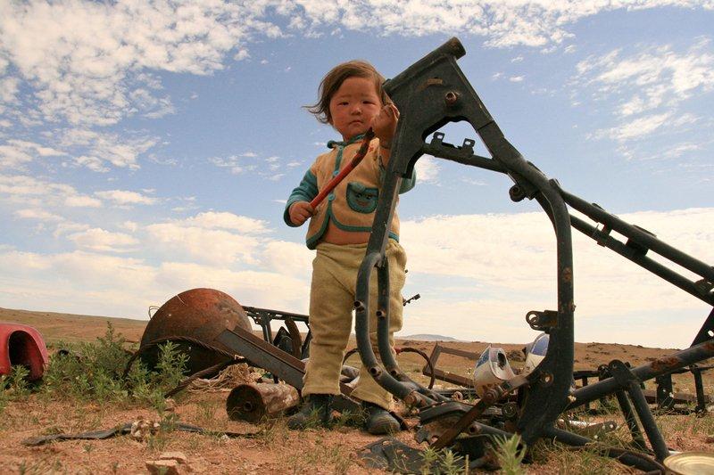 Gobi Desert, Mongolia (2010)