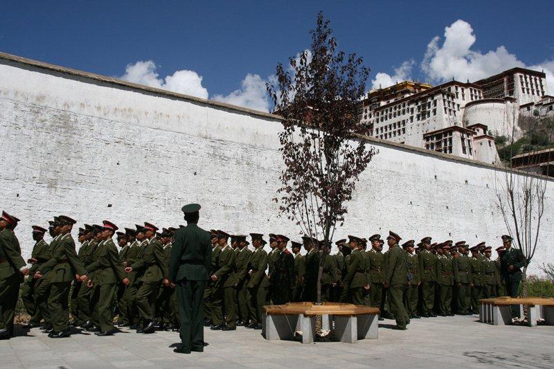 Lhassa, Tibet (2007)