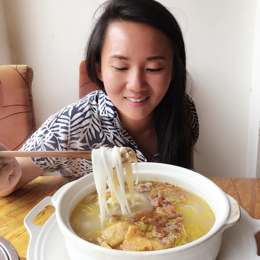 Mixian, Simone Tong, Yunnan China