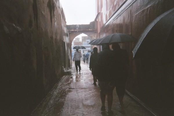Rainy Path