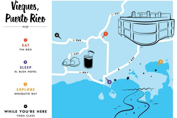 City guide Puerto Rico