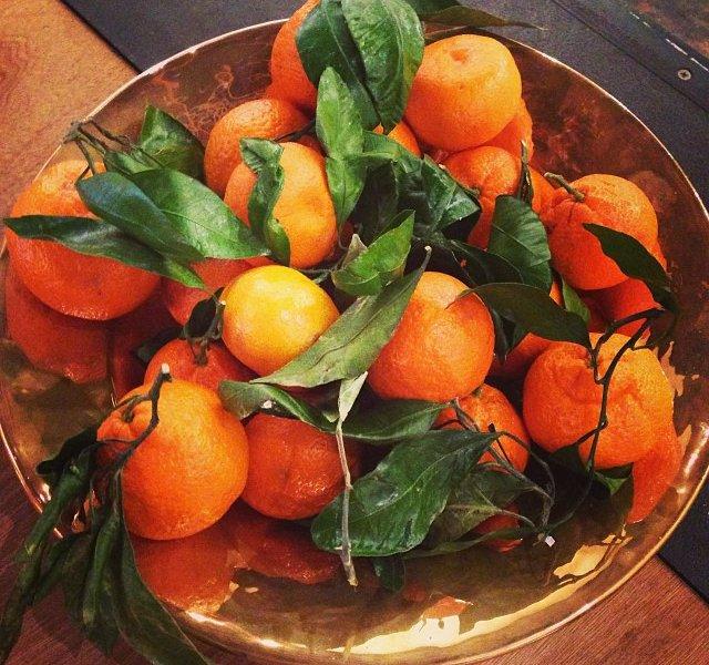 8. Oranges