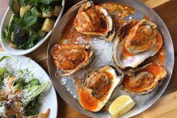 Cochon New Orleans Oysters