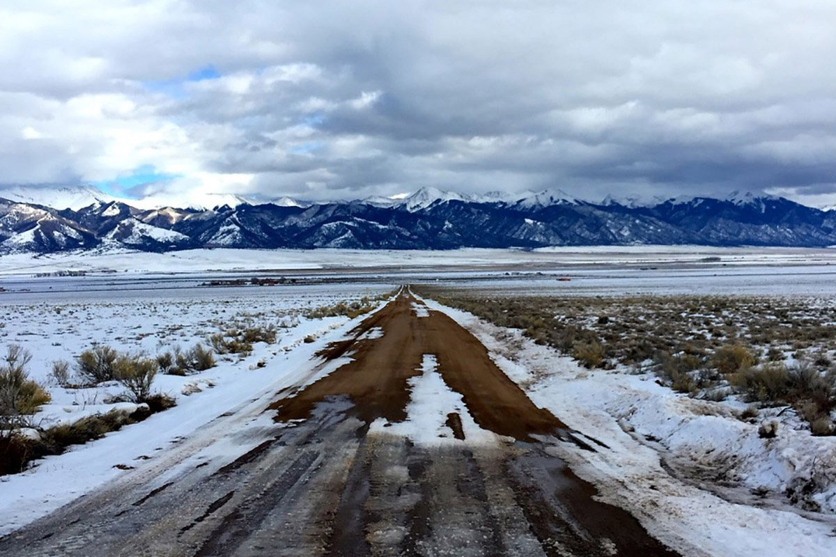 Taking it Slow: Vail to Santa Fe on Highway 285 - Fathom