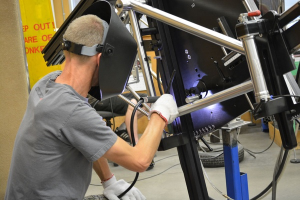 Moots Factory Welding