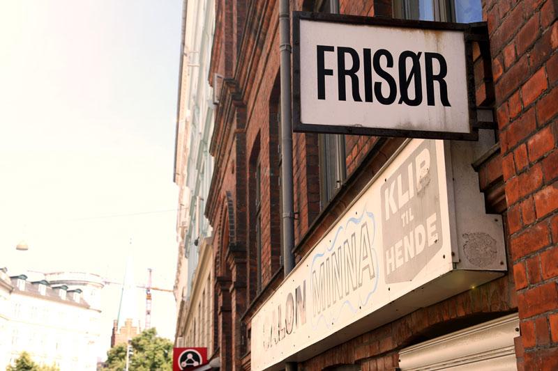 Frisor Copenhagen