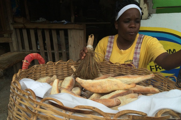 Creole Bread