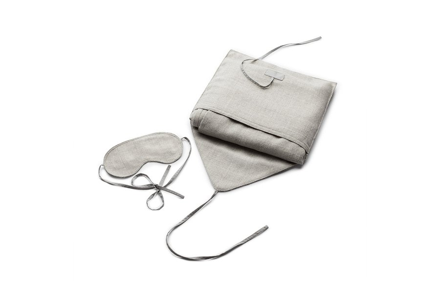 Cuyana Baby Alpaca Travel Set