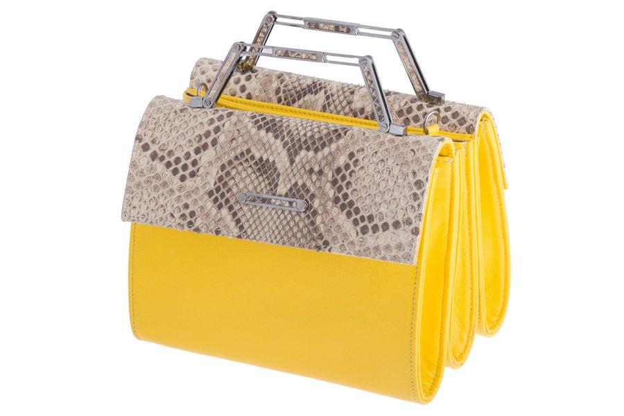 Dea Rosa Athens Stella Bag