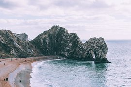 Durdle Door by Will Van Winderden