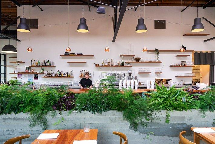 Café Linnea, Edmonton, Alberta, Canada