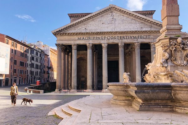 Empty Rome