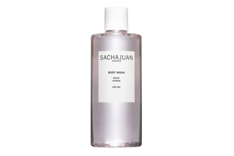 Sachajuan Spicy Citrus Body Wash