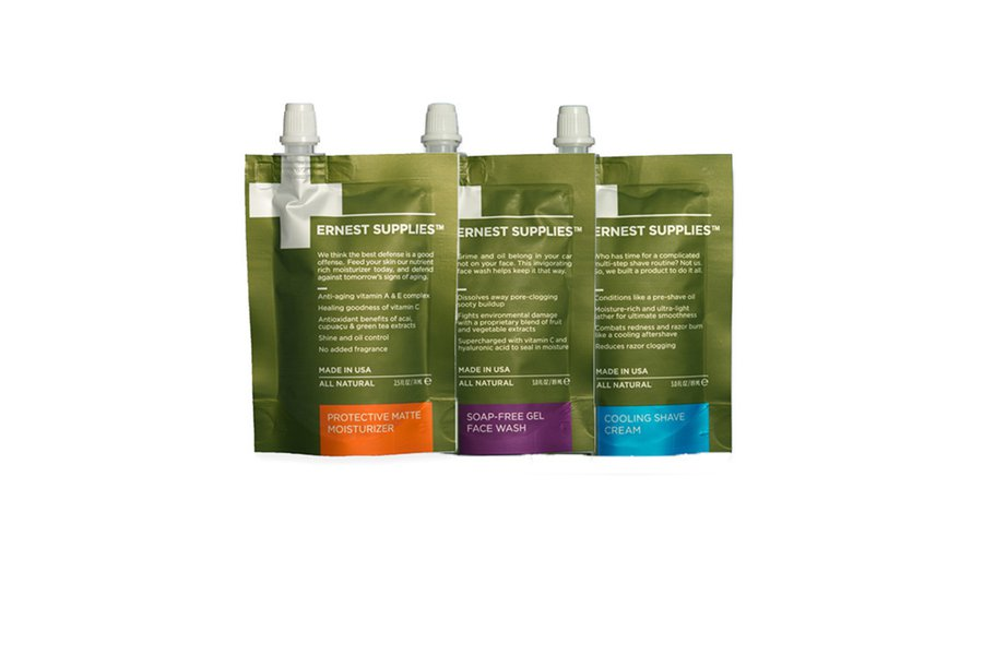 Ernest Supplies Modern Man Trio