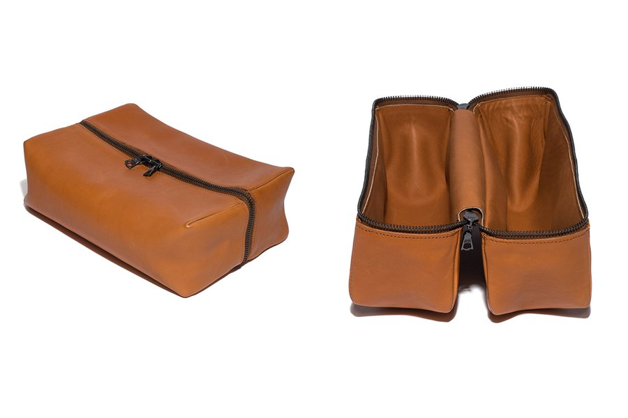 Isaac Reina Folding Travel Case