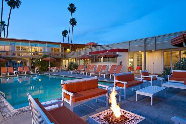 Del Marcos Hotel Pool