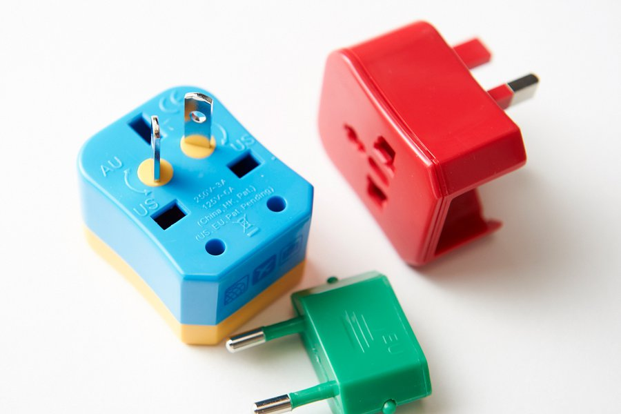 4-in-1 Travel Adapter