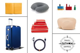A peek at Gentedimontagna's favorite travel products.