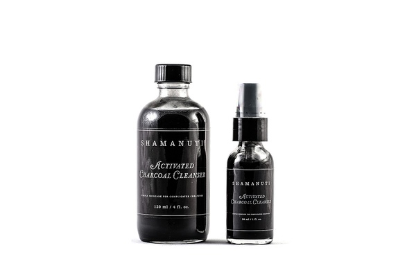 Shamanuti Charcoal Cleanser